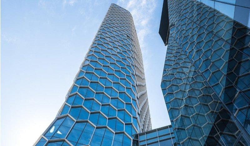 melhores-escritorios-de-arquitetura-hok-topwin-center-and-intercontinental-beijing-sanlitun