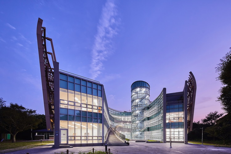 melhores-escritorios-de-arquitetura-kunwon-jeju-theraphy-center