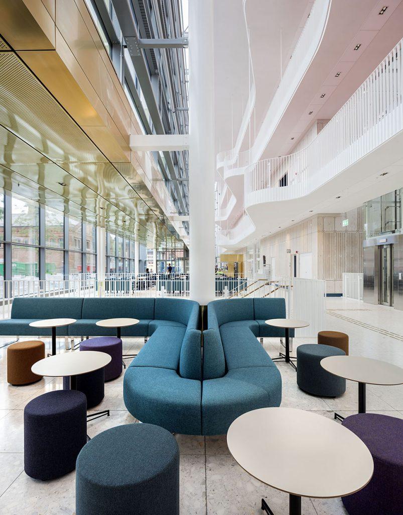 melhores-escritorios-de-arquitetura-sweco-sweden-royal-college-of-music