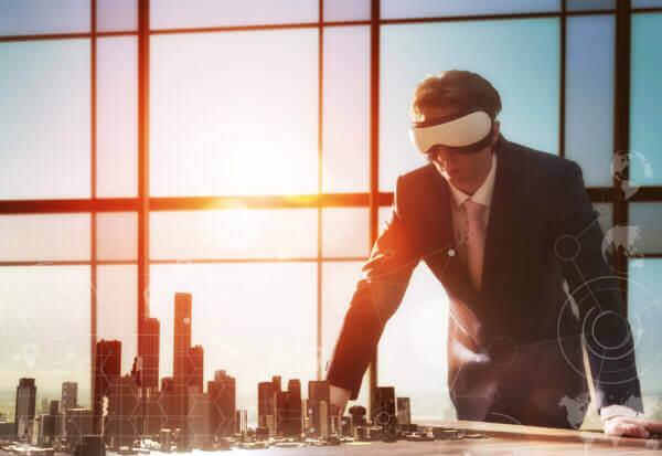Realidade virtual na arquitetura: cidade