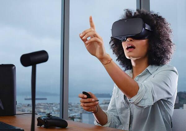 Realidade Virtual na arquitetura: Oculus Fift