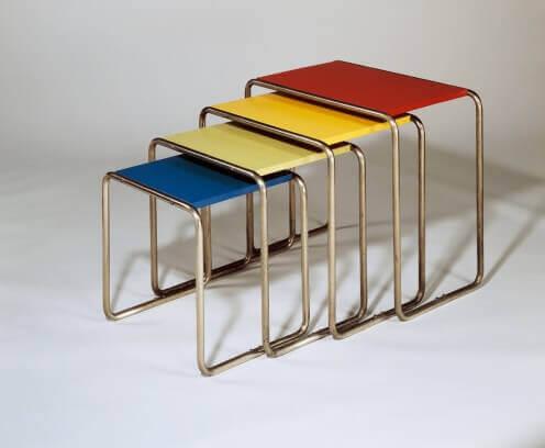 Bauhaus Arquitetura: Bancos Marcel Breuer