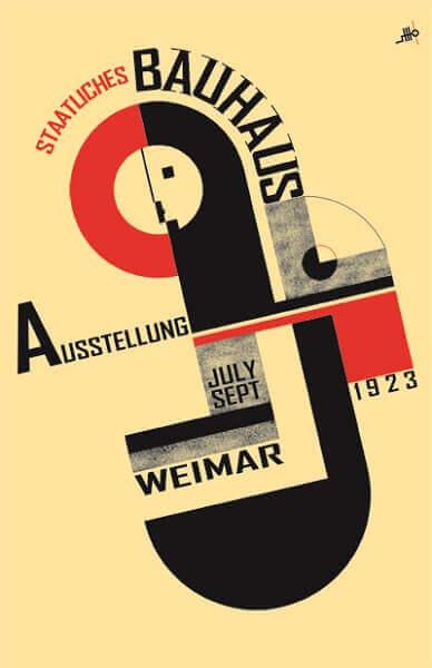 Bauhaus Arquitetura: Pôster