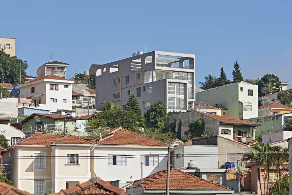 ar arquitetos: edifício camburiu