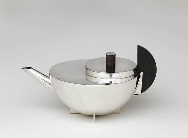 Bauhaus Arquitetura: Chaleira Marianne Brandt