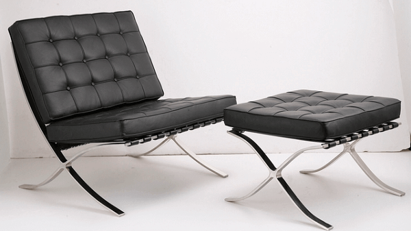 Bauhaus Arquitetura: Cadeira Barcelona