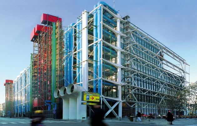 richard-rogers-centro-pompidou