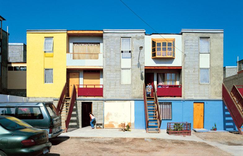 Alejandro Aravena: Casas Iquique