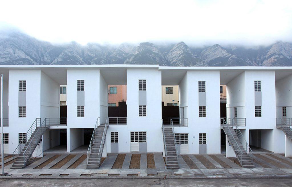 Alejandro Aravena: Conjunto Habitacional Monterrey