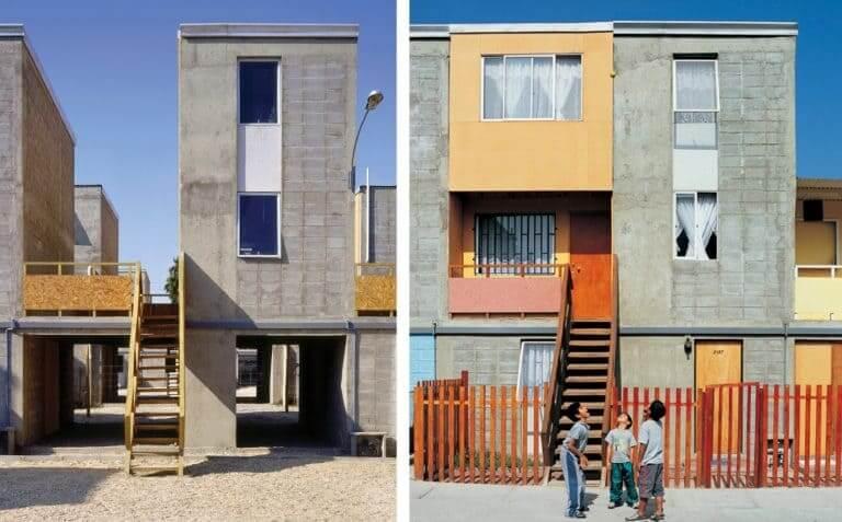 Alejandro Aravena: Half a House Iquique