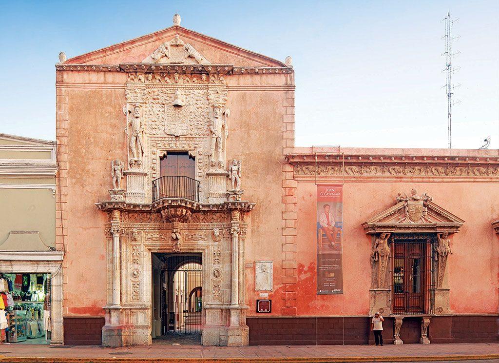 arquitetura-mexicana-casa-de-montejo