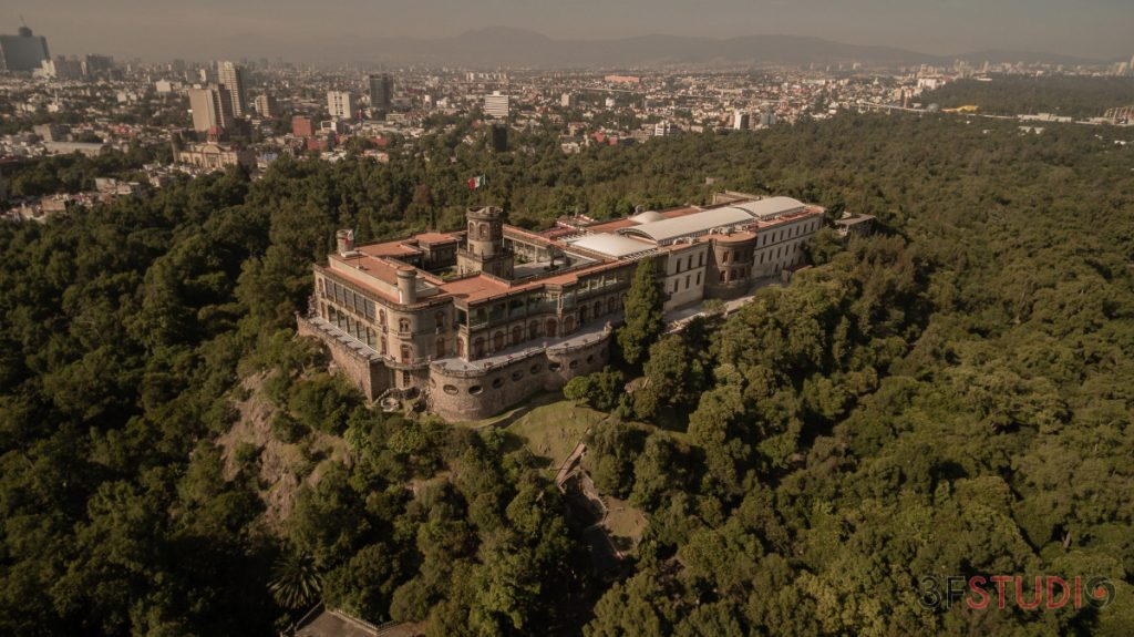 arquitetura-mexicana-palacio-de-chapultepec