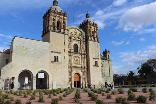 arquitetura-mexicana-santo-domingo-de-guzman