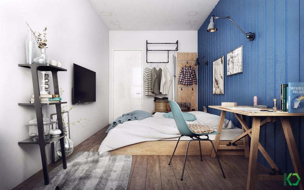 design-escandinavo-azul