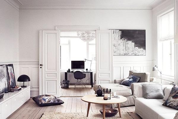 design-escandinavo-piso-madeira