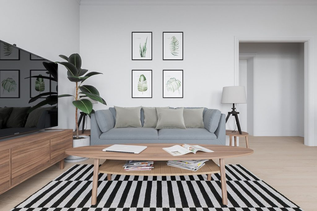 design-escandinavo-quadro-plantas