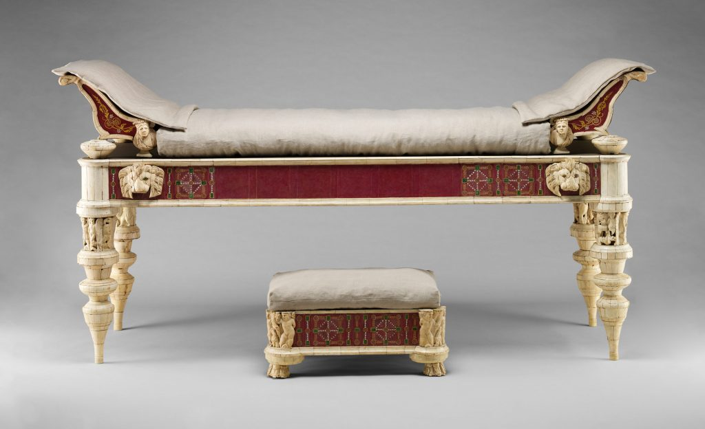historia-do-design-de-interiores-roma-cama