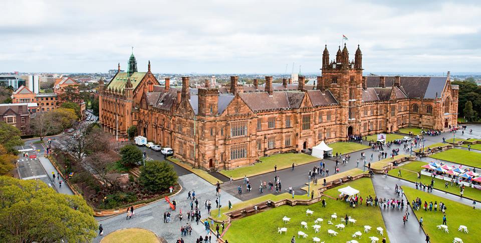 melhores-paises-para-estudar-arquitetura-university-of-sydney