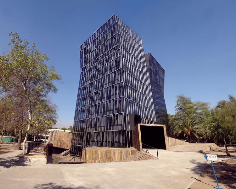 obras de alejandro aravena: torres siamesas