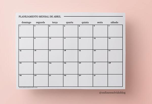 Como parar de procrastinar: planejamento