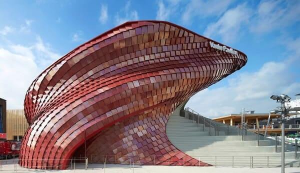 Daniel Libeskind: Vanke Pavilion
