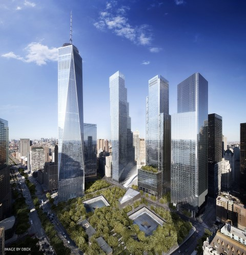 daniel-libeskind-world-trade-center-masterplan