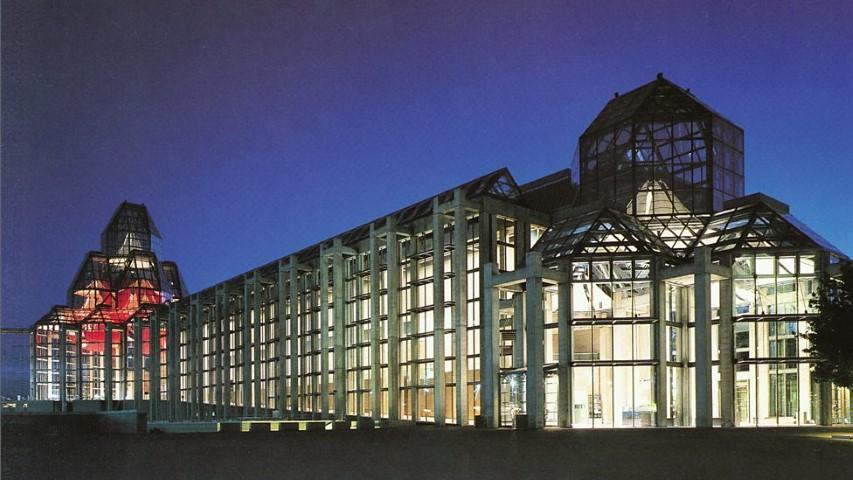 moshe-safdie-galeria-nacional-canada-noite