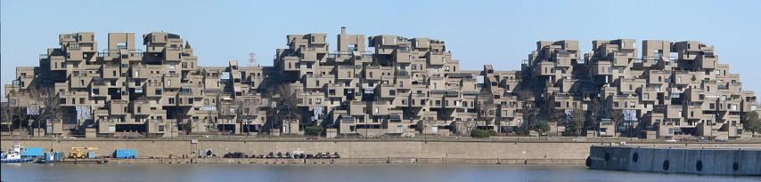 moshe-safdie-habitat-67-vista-do-porto
