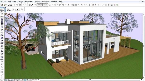 ArchiCad: projeto de casa