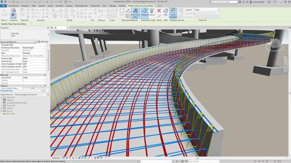 ArchiCad: projeto de rampa no revit