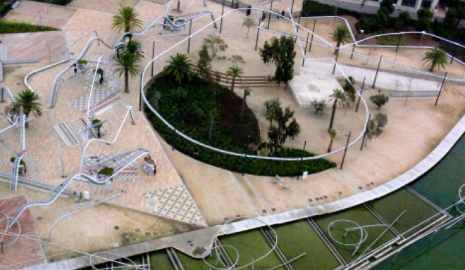 benedetta-tagliabue-diagonal-mar-park