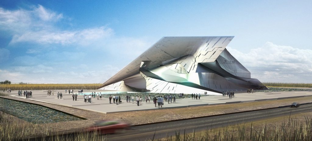 wolf-d-prix-museu-egipcio-cairo