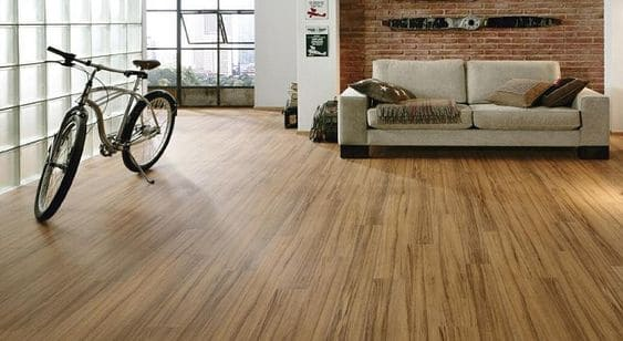 Como escolher piso: piso laminado de madeira