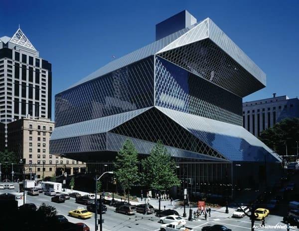 Rem Koolhaas: Biblioteca de Seattle