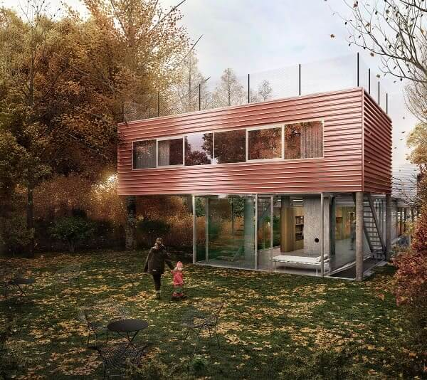 Rem Koolhaas: Villa Dall'Ava