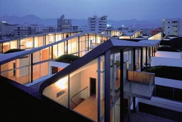 Rem Koolhaas: Nexus Housing