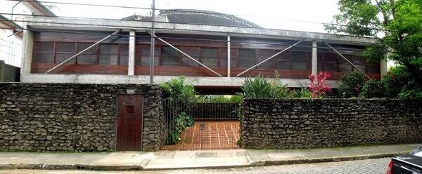Vilanova Artigas: Casa Mendes André