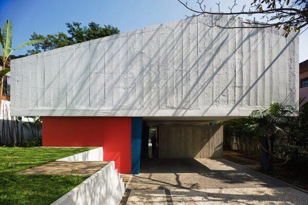 Vilanova Artigas: Casa Olga Baeta
