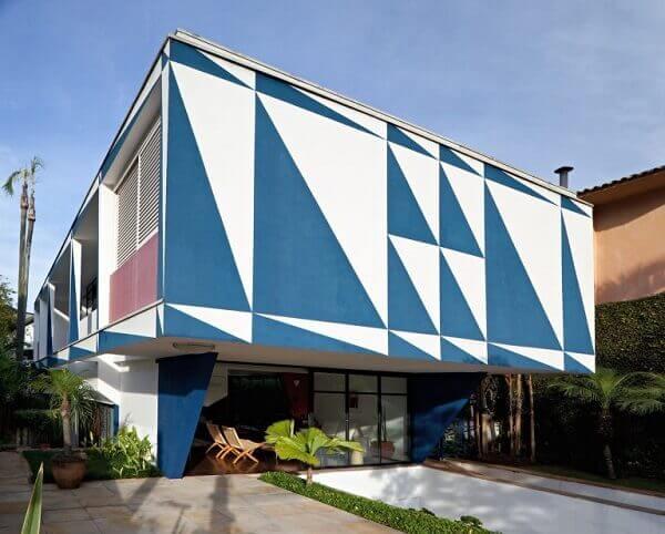 Vilanova Artigas: Casa dos Triângulos