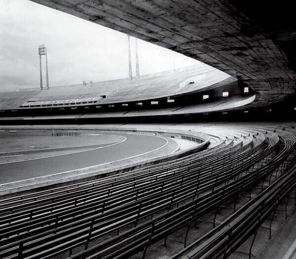 Vilanova Artigas: Estádio do Morumbi