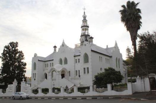 arquitetura-africana-igreja-holandesa-reformada