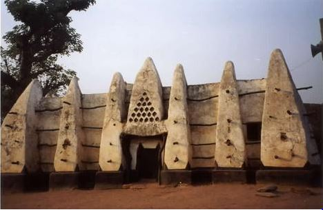 arquitetura-africana-mesquita-ashanti