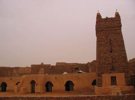 arquitetura-africana-mesquita-chinguetti