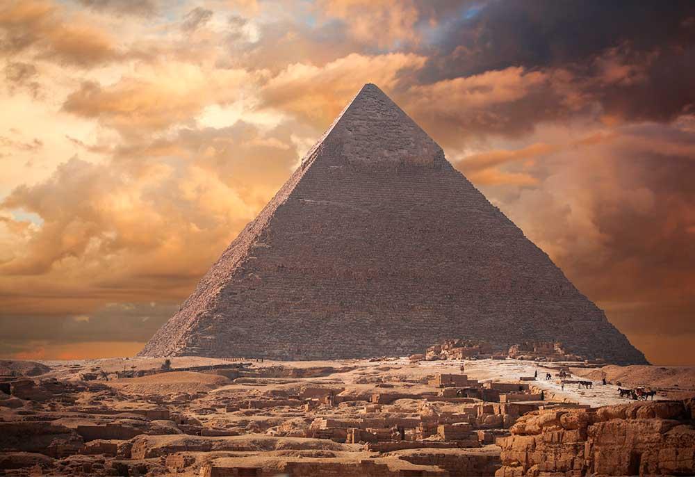arquitetura-africana-piramide
