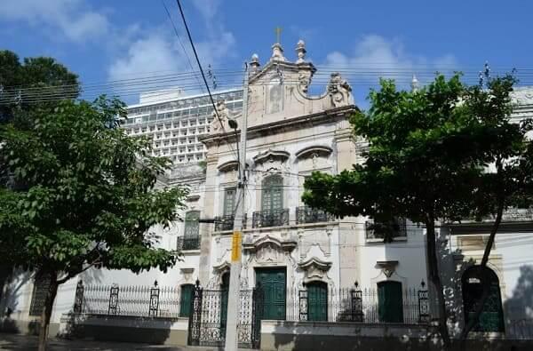 Arquitetura barroca: Capela dos Noviços da Ordem Terceira de São Francisco de Assis