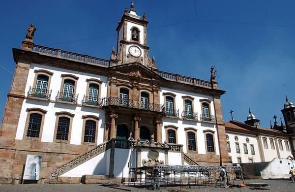 Arquitetura barroca: Museu da Inconfidência