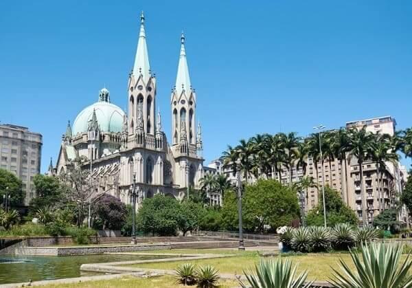 Arquitetura gótica: Catedral da Sé