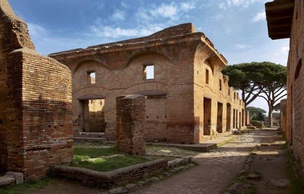 Arquitetura romana: Insulae