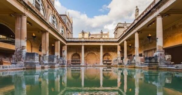 Arquitetura romana: Terma romana