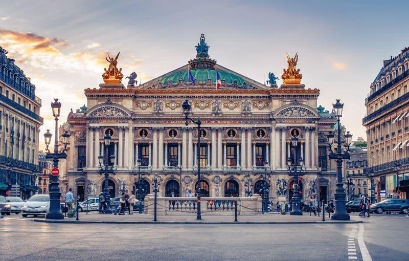 Estilos de arquitetura: Ópera Garnier